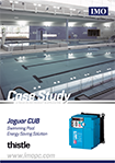 Case Study - Jaguar Drives make a splash with energy saving swimming pools, at Thistle Hotels.