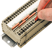 IMO DIN RAIL TERMINALS � Pushing toward the future of panel connectors