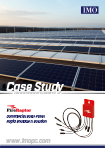 Case Study - FireRaptor Commercial Solar Panel Rapid Shutdown > Solution