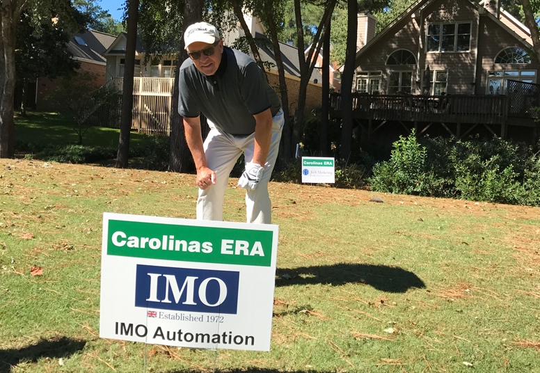 IMO Automation Sponsors Golf Event
