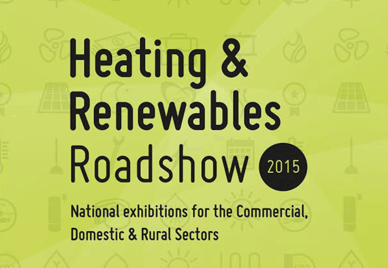 IMO at the Heating & Renewables Roadshow 2015