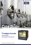 Case Study - i3CM Micro-Brewery Fermentation Tank Control Solution