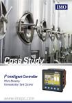 Case Study - i3CM Micro-Brewery Fermentation Tank Control Solution