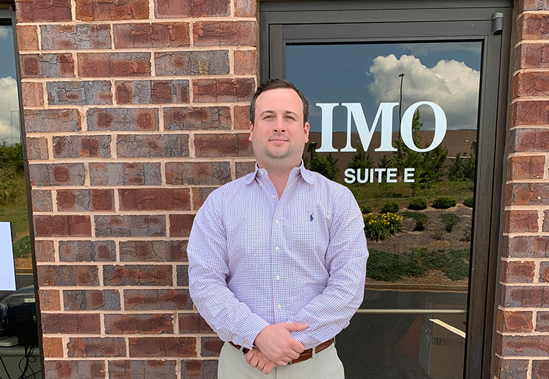 IMO Appoints new North American Sales Manager