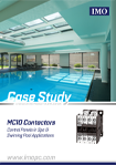 Case Study - MC10 Contactors Spa & Swimming Pool Control Application