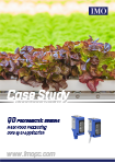 Case Study - QD Sensors Fresh Food Conveyor Application