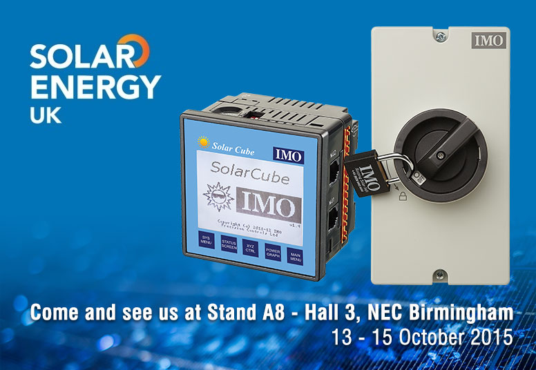 IMO at Solar Energy UK 2015