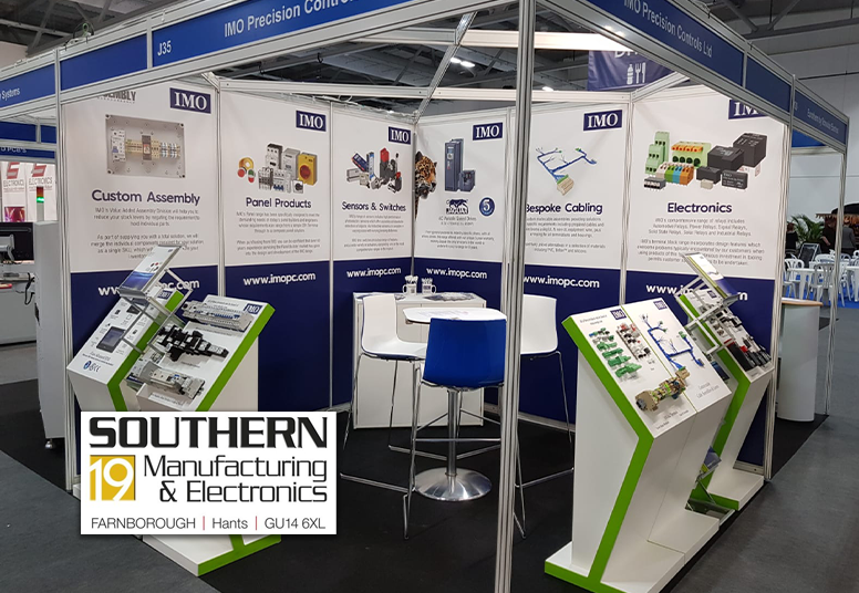 IMO at Southern Manufacturing 2019