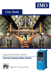Case Study - IMO Jaguar Drives keeps Victorian pumping station pumping.