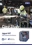 Case Study - Jaguar VXT Motor Generator Set Solution